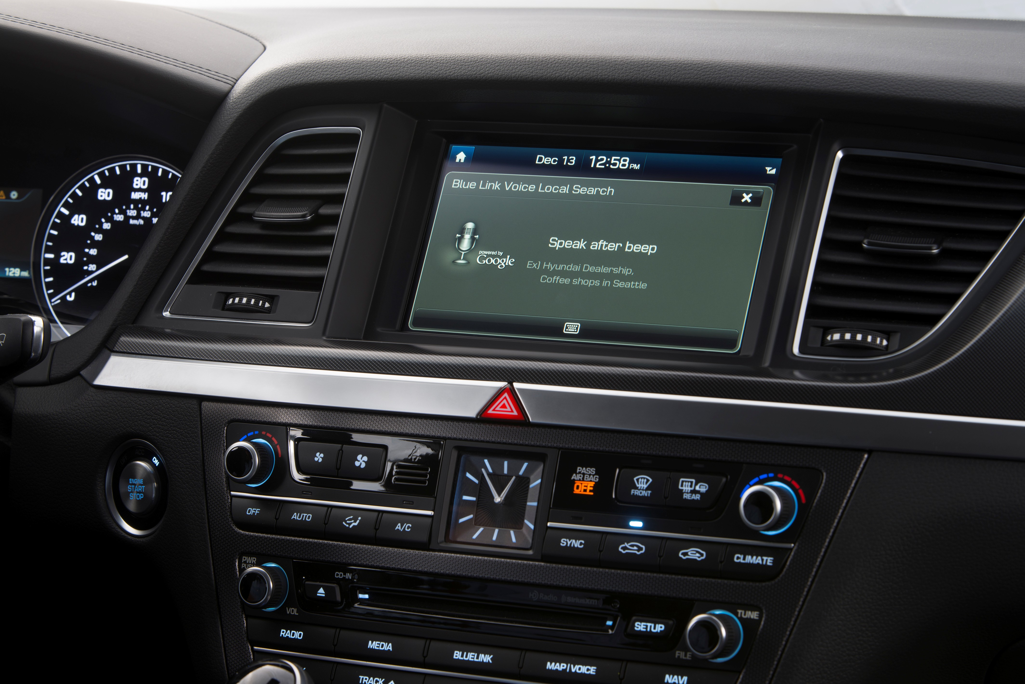 Hyundai, working with the Open Automotive Alliance (OAA) is making Android Auto available to drivers. (image credit: Hyundai Motor America)