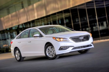 2015 Sonata Eco Delivers Class-Leading Estimated 32 MPG Combined Fuel Economy and Premium Driving Experience