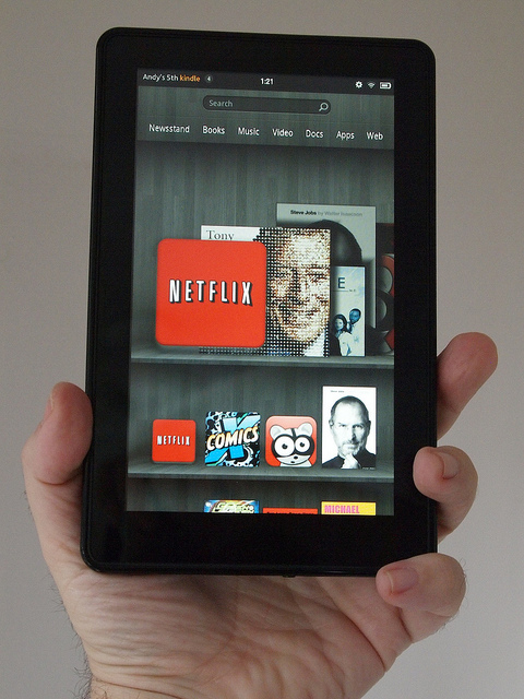 According to a recent survey, 65% of surveyed developers said that the total revenue achieved on Kindle Fire is equal to, or even better than other platforms (image: andyi/ Flickr)
