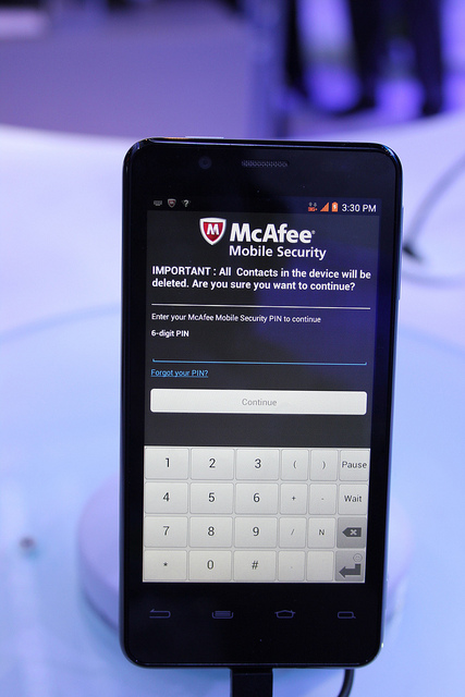LG Partners With McAfee to Bring Anti-Theft Feature to LG G3