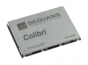 Sequans Introduces Colibri LTE Platform for the Internet of Things