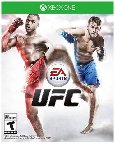 Step Into the Octagon With EA SPORTS UFC in Stores Now