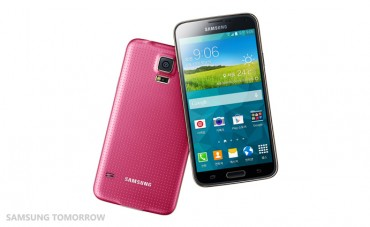 Samsung Launches World's First Broadband LTE-A Smartphone