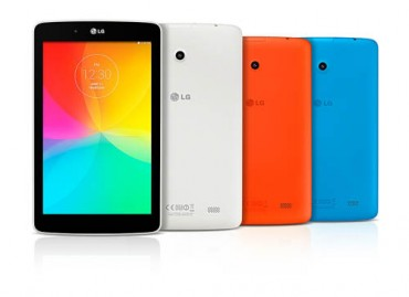 LG Begins Rollout of New G PAD Series with More Colors, G3 Features