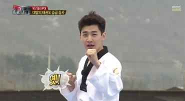 Two Expat Celebrities' Hilarious Attempts to Get Taekwondo Black Belt