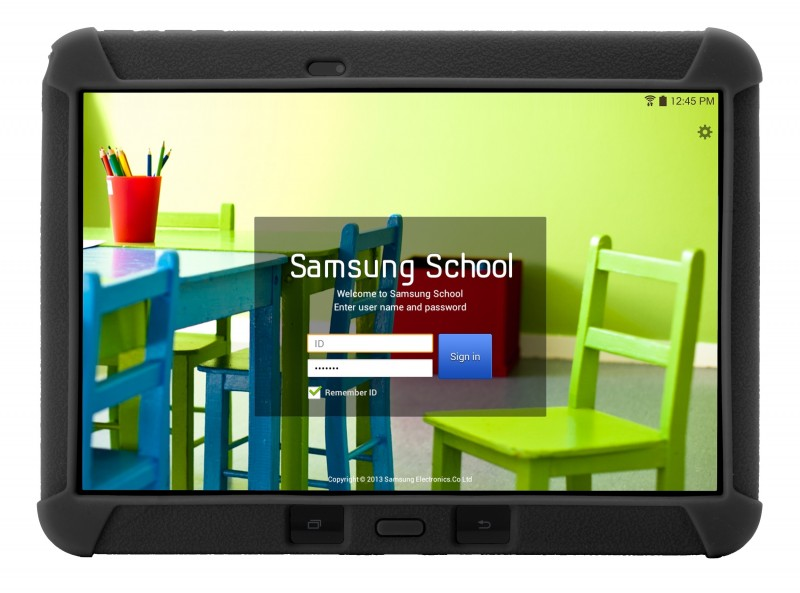 Samsung Branded Interactive Digital Learning Suite to Be Deployed across the Globe