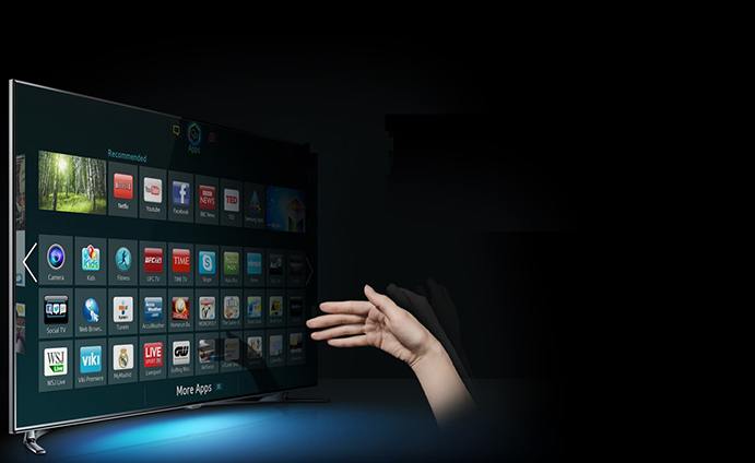 Samsung Electronics announced plans to release Tizen-based Samsung TV SDK, marking the industry's first Software Development Kit that allows developers to build applications for the Tizen-based TV. (image credit: Samsung Electronics)