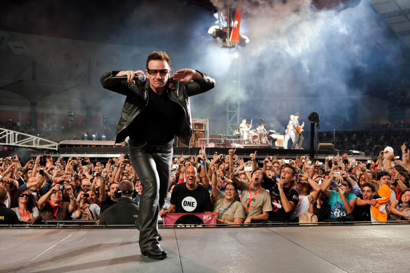 Musician and Activist Bono to Receive Inaugural Cannes LionHeart Award for AIDS Organisation (RED)