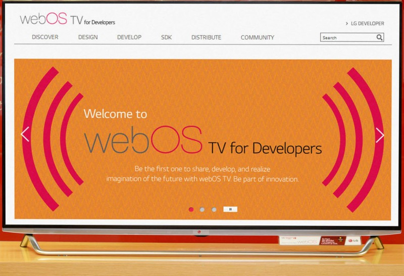LG Rolls Out webOS SDK for LG Smart+ TVs