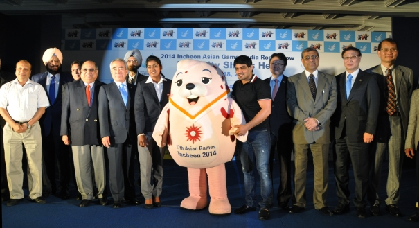 Incheon Asian Games Organizing Committee Completes Successful Overseas Roadshow