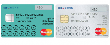 Korea Exchange Bank to Introduce IC Chip-based Credit Card