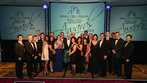SK Telecom's LTE Small Cell Technology Collects Honors for Three Consecutive Years