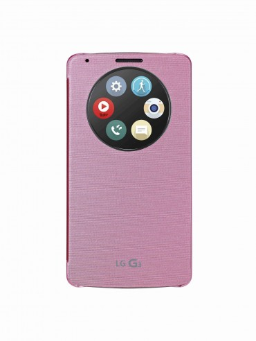 LG Electronics Distributes Devkits for Quick Circle Case Apps