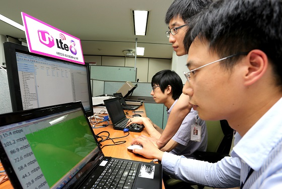 "LG Uplus Develops World's First ""Uplink CA"" Technology"