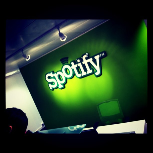 """For the first time """"Spotify Connect"""" can stream across Samsung's range of Shape™ (image: mirjoran/flickr)"""