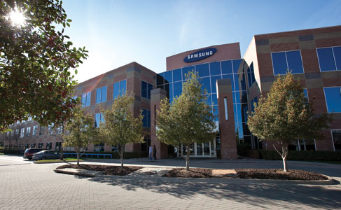 Samsung Telecommunications America (STA) was established by Samsung Electronics Corporation in 1992. (image: STA)