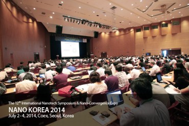 Coming Soon: 12th Annual 'Nano Korea 2014′ — the Country's Largest Nano Convergence Exhibition