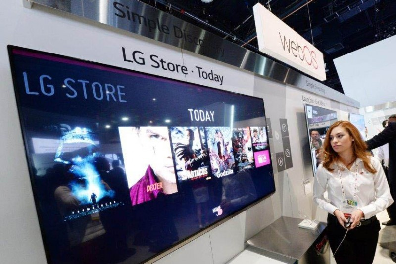 LG Smart+ TV Passes One Million in Sales Since Introduction