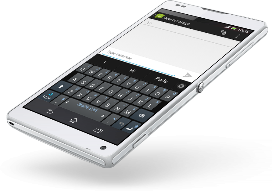 Industry Leading Predictive Text Application Adaptxt Will Now be Available on LG Mobile Devices (image: Adaptxt Facebook Page)
