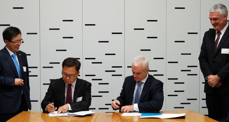SK Telecom Signed a MOU with Telecom New Zealand