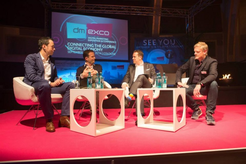 Start of Visitor Registration for dmexco 2014: Secure Your Free Tickets Now