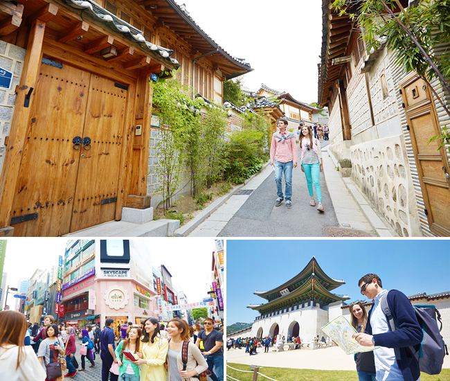 "Korea Tourism Organization (KTO) invites you to experience the beauty and culture of Korea as part of a new campaign, ""To:ur Imagination."" (image credit: Korea Tourism Organization)"