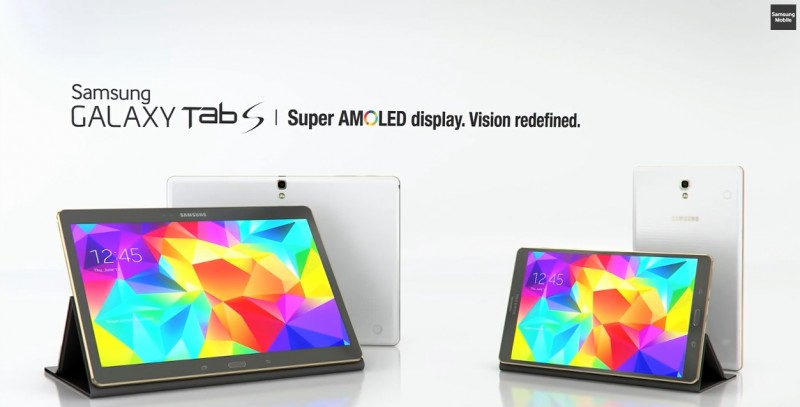 Samsung Announces New TV Commercial for Galaxy Tab S