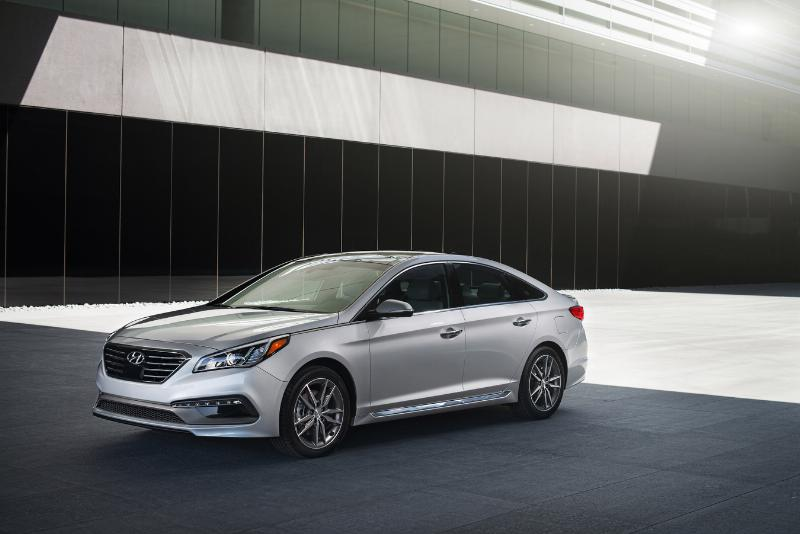 2015 Sonata Rated as One of the Safest Cars on the Road