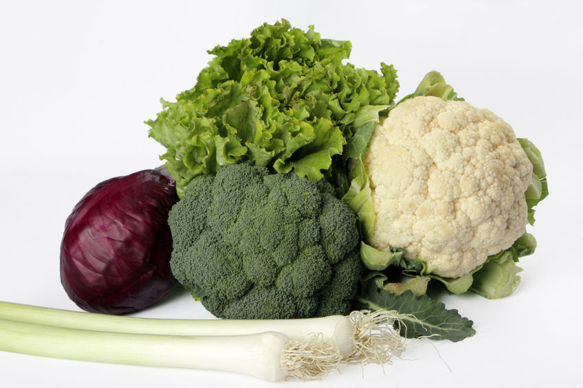 Through the testing process, scientists were able to isolate the 3.3'-Diindolylmethane metabolite, extracted from broccoli, kale and cabbages, as having the most medicinal properties. (image: Kobizmedia/ Korea Bizwire)