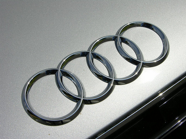 The Audi model, which costs 228 million won (US$222,600), gained the unexpected popularity as it became a dream car for Internet users. (image: The Car Spy/flickr)