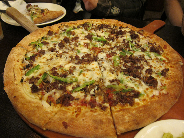 "A Quarter of Pizza Orders in Korea is for ""Bulgogi Pizza"""