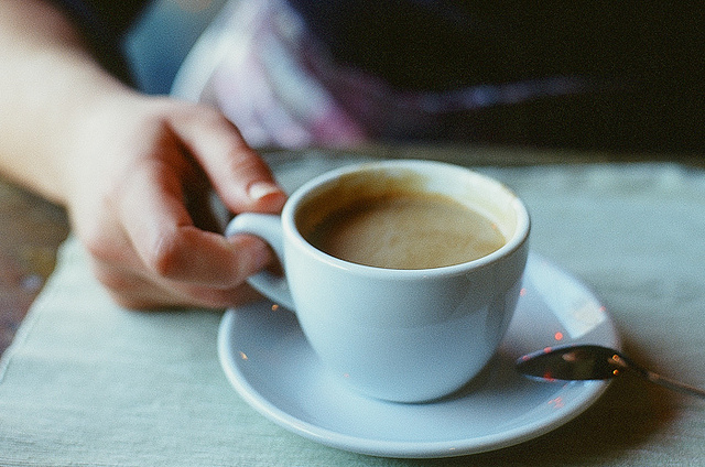 An Adult Drinks Average of 298 Cups of Java Last Year