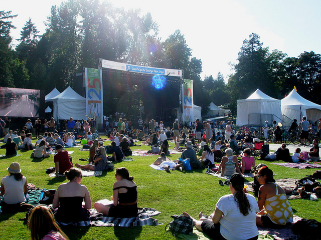 National Parks to Serve as Outdoor Concert Halls