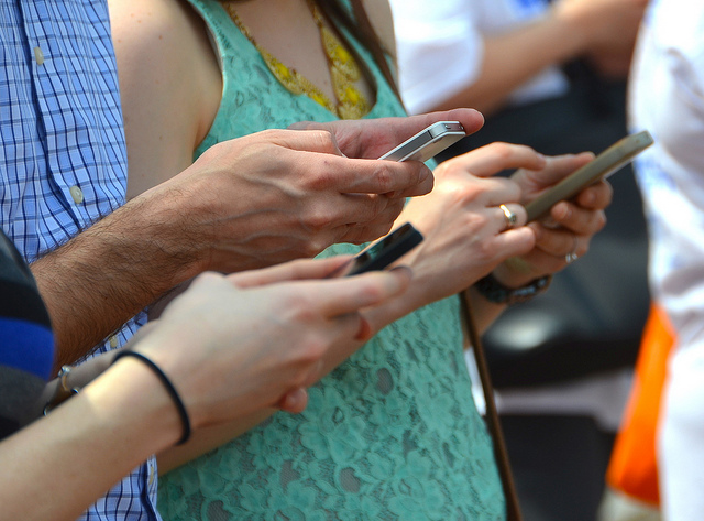 Smartphone Users Lead Happier Life than Non-smartphone Users