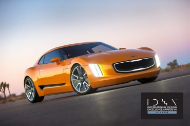 Kia Motors' GT4 Stinger Concept And 2014 Soul Earn International Design Excellence Awards
