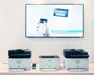 Samsung Wireless SMART Printers Now Available at Office Depot, OfficeMax and Staples