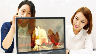 LG Display Develops World's First Flexible, Transparent OLED Panel