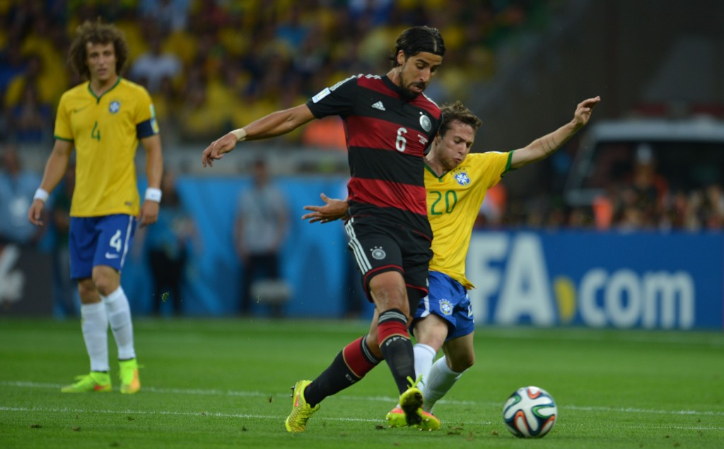 Brazil vs Germany, in Belo Horizonte, played on July 8, 2014 (image: Wikimedia Commons)