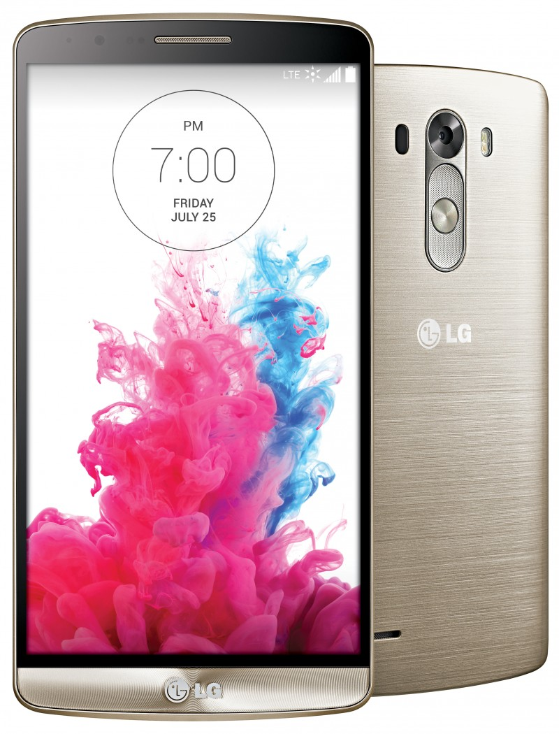 LG G3 with the Power of Sprint Spark and Value of Sprint Framily Plans Available Beginning on July 18
