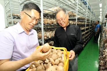 "KT Sets up ""Smart Plant Factory"" using ICT for New Farmers"