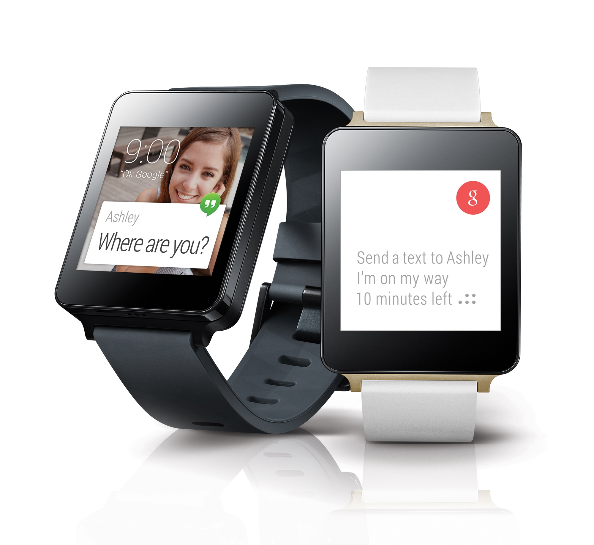 LG Electronics announced that the LG G Watch is now available for purchase from the Google Play Store. (image credit: LG Electronics)