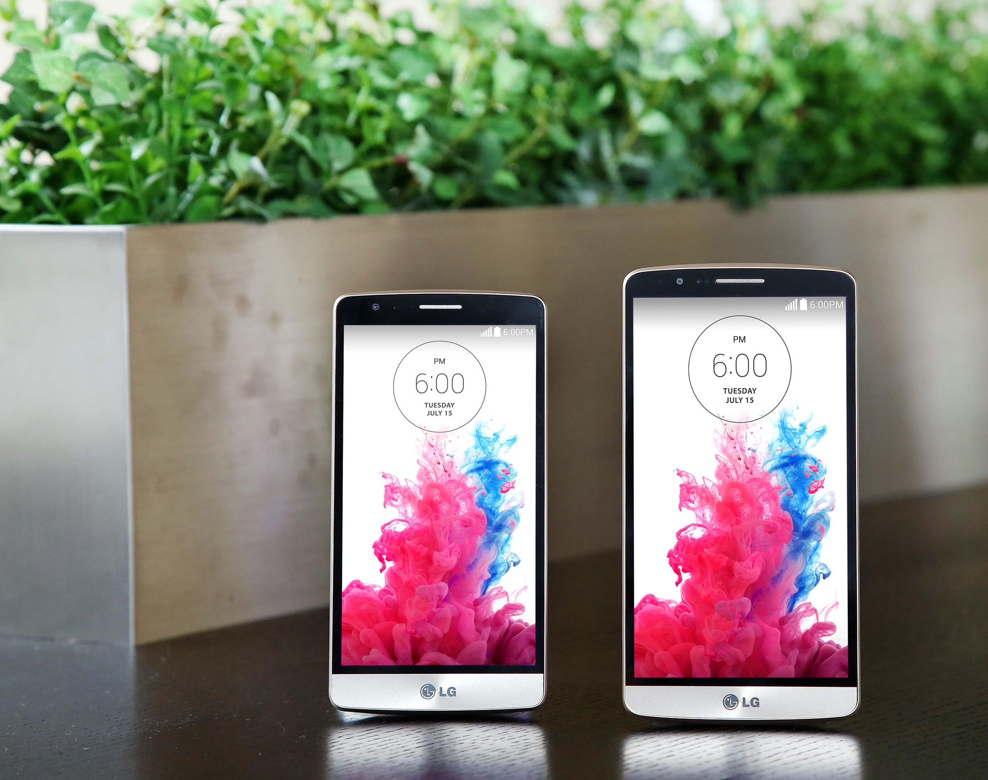 LG Electronics announced the official launch of LG G3 Beat, a mid-tier variant of LG's highly acclaimed LG G3 smartphone. (image credit: LG Electronics)