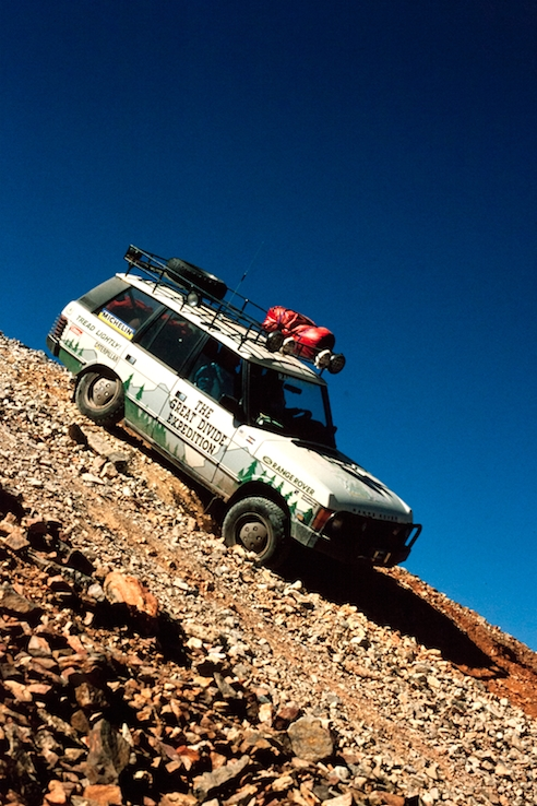 Tread Lightly! Kicks Off Year-Long Celebration of 25th Anniversary with Historic Land Rover Charity Auction on eBay