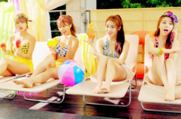 "Summer Sweeping Special Album of Girl's Day, ""Darling"""