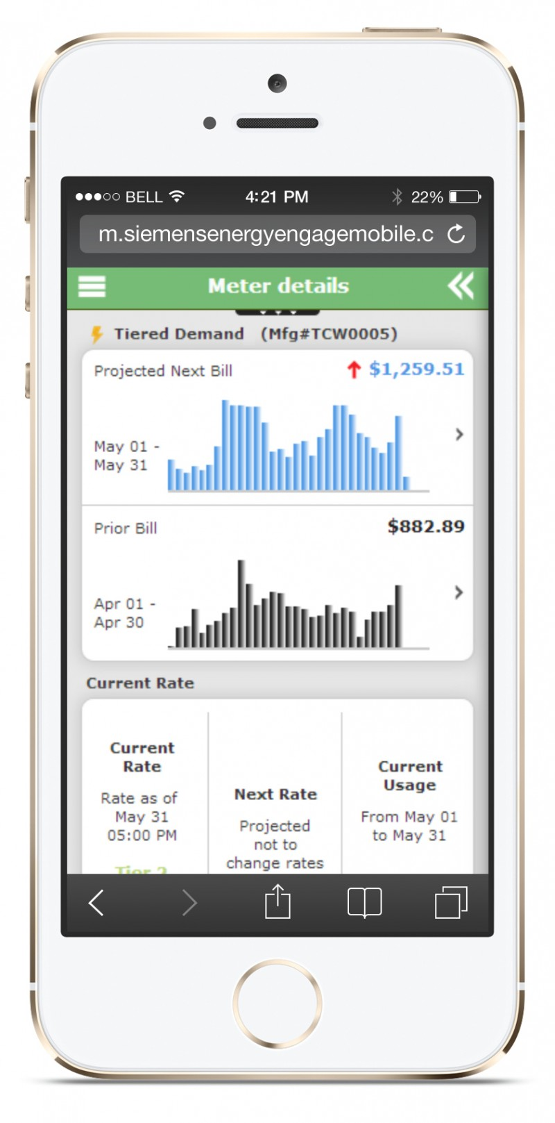 Siemens New Mobile-Web App Enables Utilities to Maximize Customer Engagement While Increasing Operational Efficiency