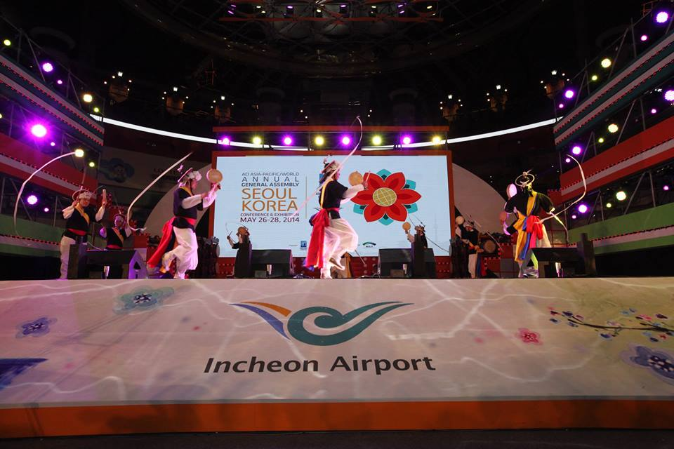 Incheon International Airport has organized a splendid program to help visitors dispel the summer heat during the peak vacation season. (image credit: Incheon International Airport)