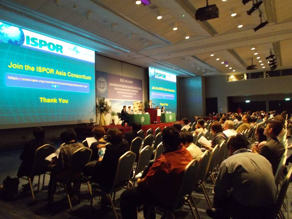 Over 1,200 researchers, decision makers, and health technology assessors from over 40 countries are expected to attend the ISPOR 6th Asia-Pacific Conference. (image: ISPOR 6th Asia-Pacific Conference Home Page)