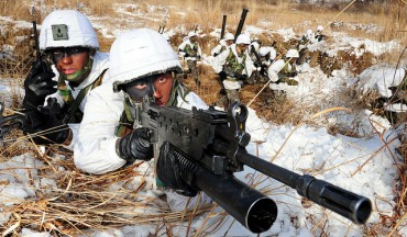 Korean Soldiers Paid Less than the Counterparts in Other Countries