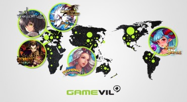 Gamevil Boasts of Long-running Games Across the World