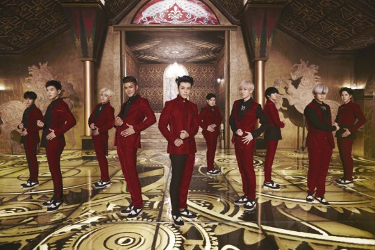 "Super Junior's New Album ""Mamacita"" to Debut"